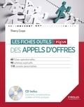 Thierry Craye - Les fiches outils focus des appels d'offres. 1 Cédérom
