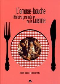 Galabria.be L'amuse-bouche - Histoire gratinée de la cuisine Image