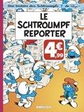 Thierry Culliford et Luc Parthoens - Les Schtroumpfs Tome 22 : Le Schtroumpf reporter.