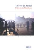 Thierry de Beaucé - L'Absent de Marrakech.