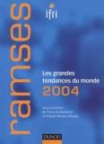 Thierry de Montbrial et Philippe Moreau Defarges - Ramses - Les grandes tendances du monde.