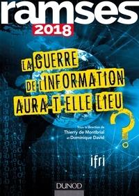 Thierry de Montbrial et Dominique David - Ramses - La guerre de l'information aura-t-elle lieu ?.