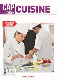 Thierry Déchamp et René Le Joncour - Cuisine 1re-2e années CAP Cuisine.