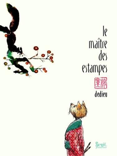 Thierry Dedieu - Le maître des estampes.