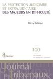 Thierry Delahaye - Protection des majeurs hors d'état d'assumer leurs intérêts.