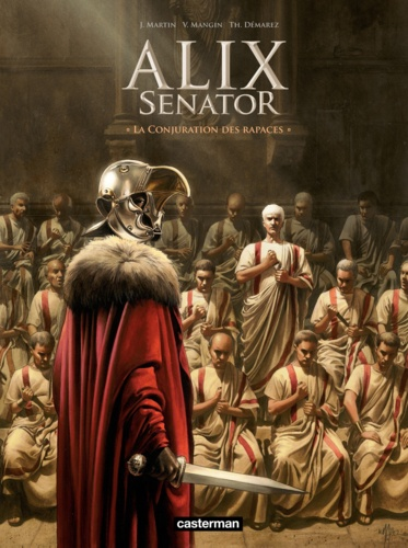 Alix senator Tome 3 La conjuration des rapaces