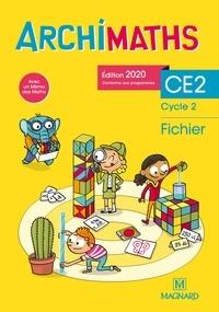 Thierry Dias et Lucie Andrieu - Archimaths CE2 - Fichier + Mémo des maths.