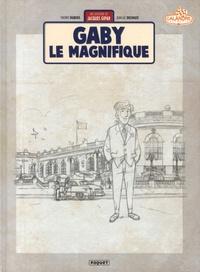 Thierry Dubois et Jean-Luc Delvaux - Une aventure de Jacques Gipar Tome 7 : Gaby le magnifique.