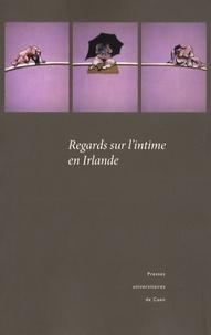 Thierry Dubost et Anne-Catherine Lobo - Regards sur l'intime en Irlande. 1 DVD