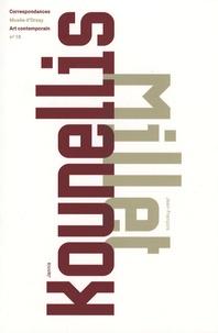 Thierry Dufrêne - Janis Kounellis, Jean-François Millet - Edition bilingue français-anglais.