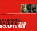 Thierry Dufrêne - La grande galerie des sculptures - Musée du Louvre, Musée d'Orsay, Centre Pompidou/Musée national d'art moderne.