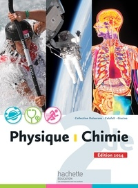 Thierry Dulaurans et Julien Calafell - Physique chimie 2e - Grand format.