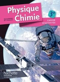Thierry Dulaurans et Marc Bigorre - Physique chimie 3e - Cahier d'activités.