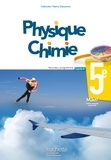 Thierry Dulaurans - Physique-chimie 5e Cycle 4.