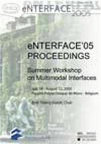 Ucareoutplacement.be Participant List eNTERFACE'05 - Summer Workshop on Multimodal Interfaces Image