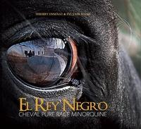 Thierry Enseñat - El rey negro - Cheval pure race minorquine.