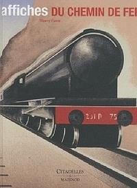 Thierry Favre - Affiches du chemin de fer.