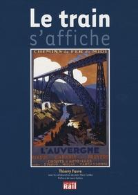 Thierry Favre - Le train s'affiche.