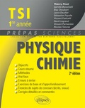 Thierry Finot - Physique-Chimie TSI 1re année.