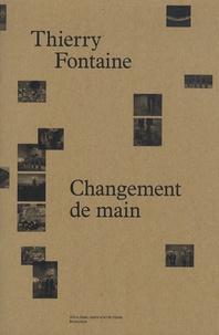Thierry Fontaine et Jean-Christophe Royoux - Changement de main.
