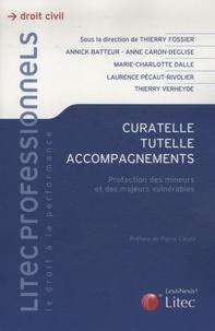 Thierry Fossier - Curatelle, tutelle, accompagnements - Protection des mineurs et des majeurs vulnérables.