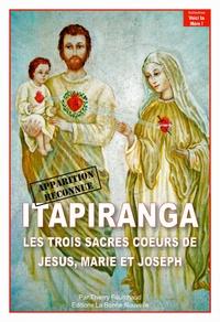 Thierry Fourchaud - Itapiranga - Les trois sacrés coeurs de Jésus, Marie, Joseph.