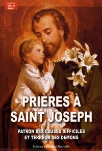Thierry Fourchaud - Prières à saint Joseph.