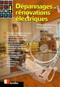 Thierry Gallauziaux - Dépannage et rénovations électriques.