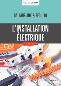 Thierry Gallauziaux et David Fedullo - L'installation électrique.