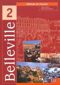 Belleville 2- Méthode de français - Thierry Gallier | Showmesound.org
