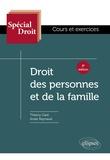 Thierry Garé et Anaïs Raynaud - Droit des personnes et de la famille.