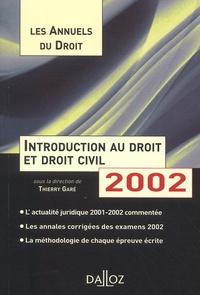 Thierry Garé et  Collectif - .