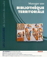 Thierry Giappiconi - Manager une bibliothèque territoriale.