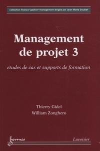 Histoiresdenlire.be Management de projet - Tome 3, Etudes de cas et supports de formation Image