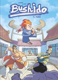 Thierry Gloris et  Gorobeï - Bushido Tome 1 : Yuki.