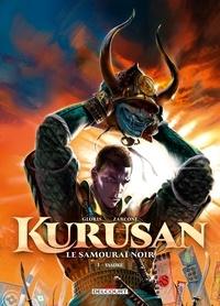 Thierry Gloris - Kurusan, le samouraï noir T01 - Yasuke.