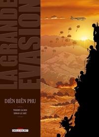 Thierry Gloris et Erwan Le Saëc - La grande évasion Tome 5 : Diên Biên Phu.