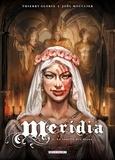 Thierry Gloris et Joël Mouclier - Meridia Tome 2 : Le souffle des dieux.