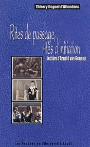 Thierry Goguel d'Allondans - .