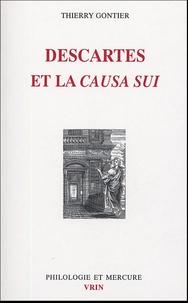 Deedr.fr Descartes et la causa sui - Autoproduction divine, autodétermination humaine Image