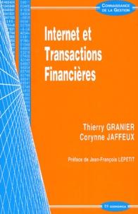 Thierry Granier et Corynne Jaffeux - .