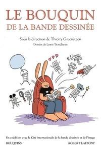 Thierry Groesteen et Lewis Trondheim - Le bouquin de la bande dessinée.