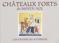 Thierry Hatot - Châteaux forts du Moyen Age.