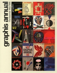 Thierry Hausermann - Graphis annual - The Essential 1952/1986.