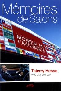 Thierry Hesse - Mémoires de Salons.
