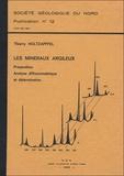 Thierry Holtzapffel - Les minéraux argileux - Préparation, analyse diffractométrique et détermination.