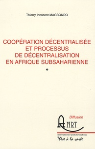 Cjtaboo.be Coopération décentralisée et processus de décentralisation en Afrique subsaharienne Image