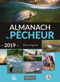 Thierry Jigourel - Almanach du pêcheur.