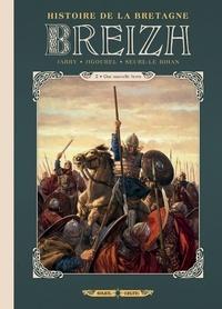Thierry Jigourel - Breizh Histoire de la Bretagne T02 - Une nouvelle terre.