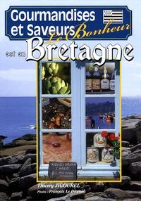 Histoiresdenlire.be Le bonheur est en Bretagne - Gourmandises et saveurs Image